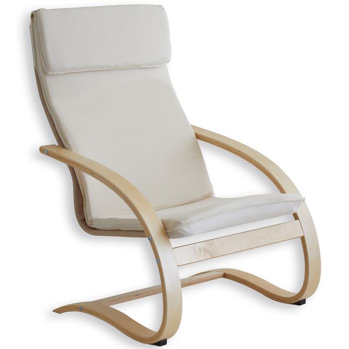 Relaxsessel ANNA in der Farbe beige