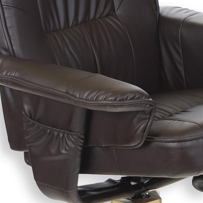 Relaxsessel mit Wärme- und Massagefunktion