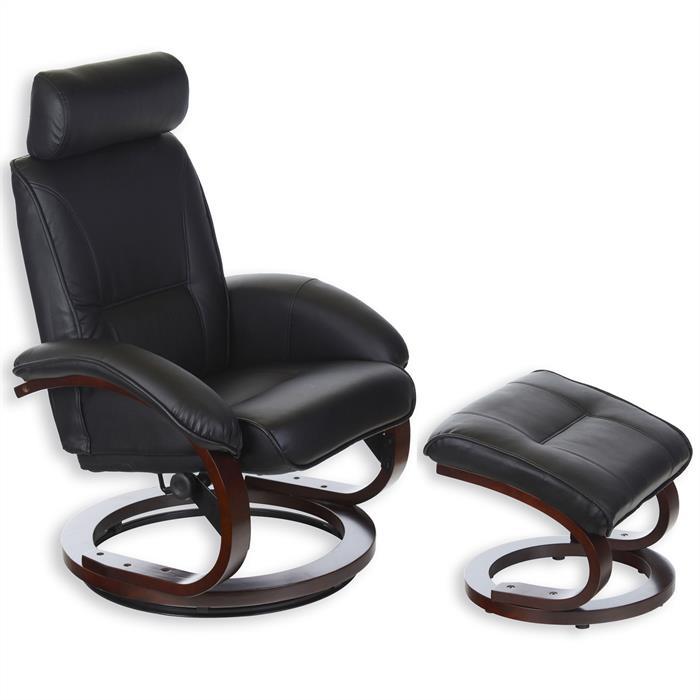 Relaxsessel Fernsehsessel GRENADA, schwarz