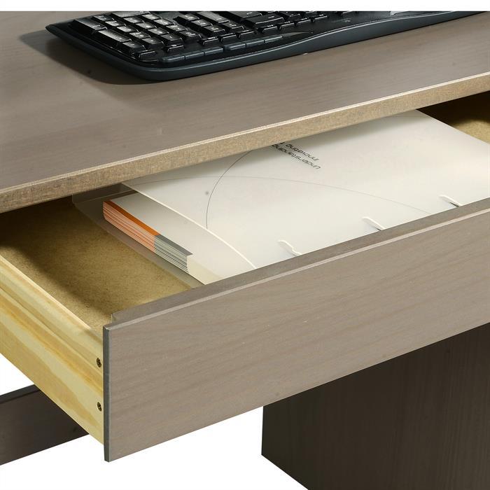 Schreibtisch hugo in kiefer massiv taupe mobilia24 for Schreibtisch in kiefer