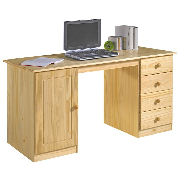 Schreibtisch MANAGER in natur