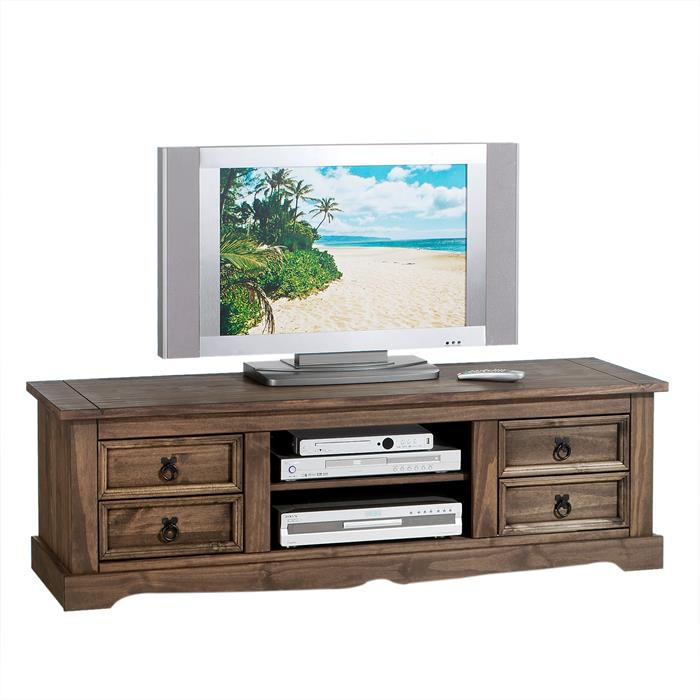 mexiko tv m bel lowboard tequila im mexico stil kolonial mobilia24. Black Bedroom Furniture Sets. Home Design Ideas