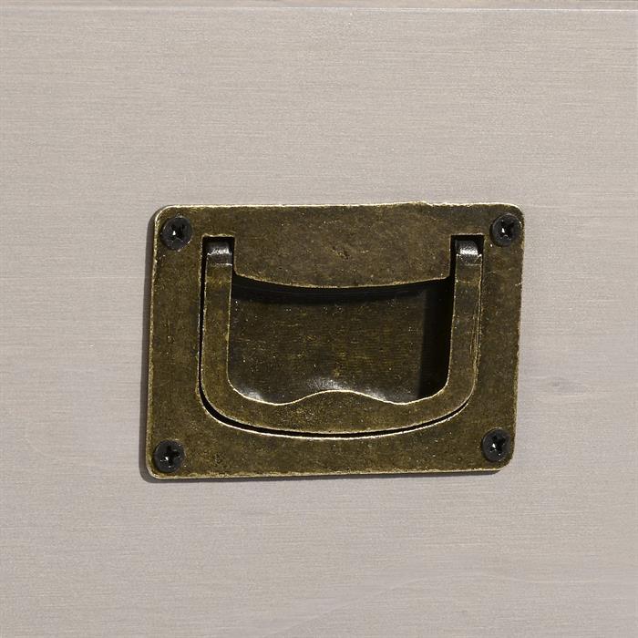 Anrichte Sideboard SAVONA 3 Türen taupe