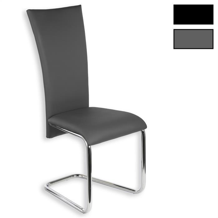 Schwingstuhl ANNETTE Set mit 4 Stühlen