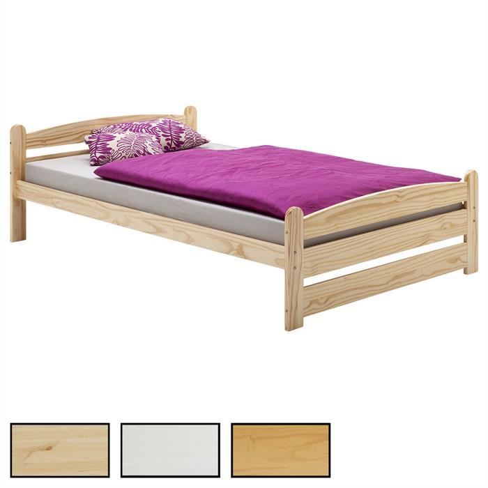 Einzelbett GRETA in 3 Größen und 3 Farben