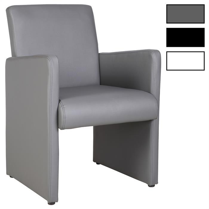 Sessel TONY in grau, schwarz oder weiß