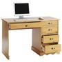 Schreibtisch COLETTE honigfarben